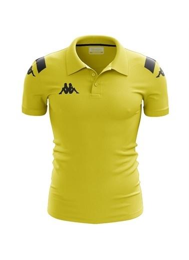 Kappa Player Kamp Polo T-Shirt Abıang4  Yeşil